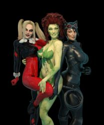 Gotham City Sirens 360 by Zulubean
