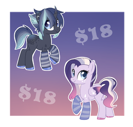 Adopt Set 8 [ 1/2 Open ] by SoloSandwich