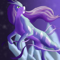 Day 8~ As a Mythic Creature by Animeneko63