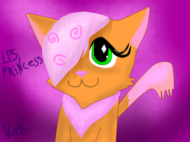 LPS Princess the cat by W-O-T-A-N
