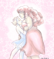 The Pearlrose Waltz by ErinPtah