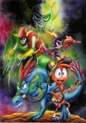 Wander over yonder by RoyalThebat