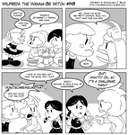 Wilfreda the Wanna-Be Witch e149 by megawackymax