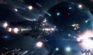 Star Conflict - The Leviathan by Togman-Studio