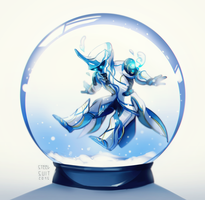 Tiny Frost by steelsuit
