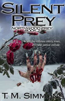 Silent Prey eBook Cover by policegirl01