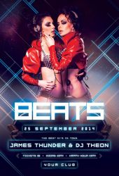 Beats Flyer by styleWish