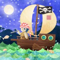 Ship Ahoy by HannahChapman