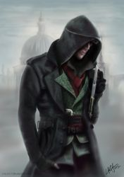 Jacob Frye - Assassin's Creed Syndicate by c-r-o-f-t
