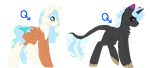 Foals for theliondemon-kaimra by TwilightLuv10