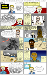 EBC #211: Clyde Barker Reviews 'The Force Awakens' by EnergyBrainComics