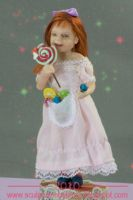 Lola Lollipop, dollhouse doll2 by ALBuslovich