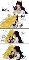 Bumbleby Reunion by plastic-pipes