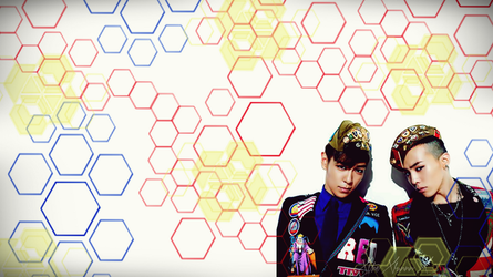 GD and TOP Wallpaper 5 by xTHExFUNNNX