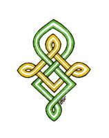Celtic Knot by Da-Vos