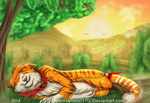 A patch of grass just for me by jalenrobinson11