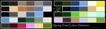 Free To Use Colour Schemes: Spring Time by Nai-Alei