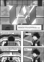 My Hero Academia vol4 page 4 by TooneGeminiElf