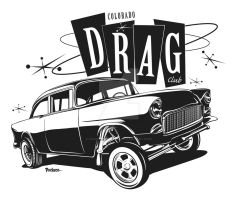 Colorado Drag Racing Club by PachecoKustom
