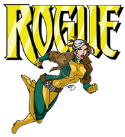 Rogue COLORED 2015 by LucasAckerman