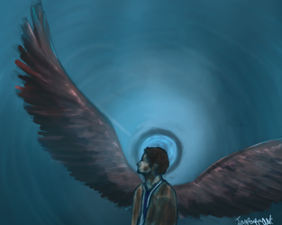 The Blue Angel by Shiveren