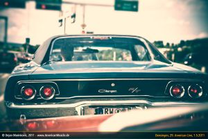 68 charger back by AmericanMuscle