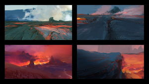 Wind - Volcanic area thumbnails by parkurtommo