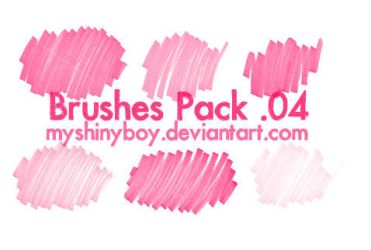 Brushes Pack .04 by MyShinyBoy