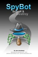 Spybot Search and Destroy Icon by weboso