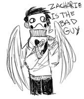 Zacharie by candyffloss