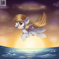 Derpy Hooves MLP:FIM by IzymiBrony