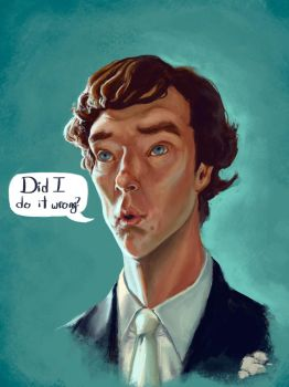 High Functioning Sociopath by DragonicDarkness
