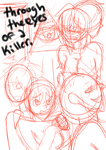 Trough the eyes of a killer by Dream-Yaoi