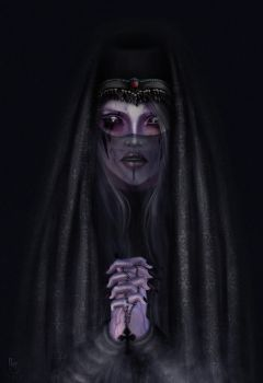 Deathly bride by ichuly