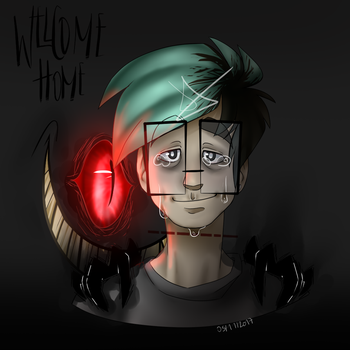 WELCOME HOME /VENT ART/ by l2naa