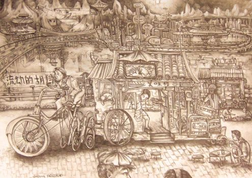 Time Travel in Beijing entry by frillion