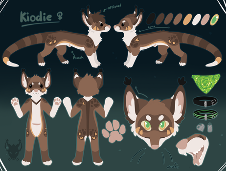 Kiodie Ref August 2017 by Weaselu