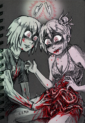 Goretober 2018 Day 4 by XXAnemia
