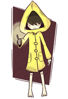 Little Nightmares - Six by Greimz