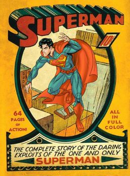 The one and only Superman by JsmNox