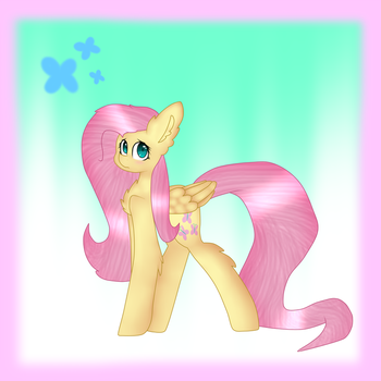 Fluttershy by anuadhi