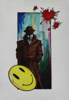 Rorschach by DraculeaRiccy