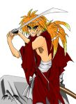 Kenshin Coloured by l3xxybaby