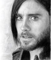 Jared Leto by MLS-art