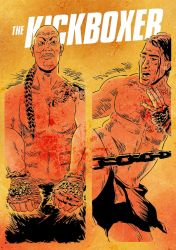 The Kickboxer 1989 by rt-slideshow