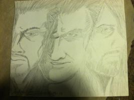 The Shield by AndrewPMA