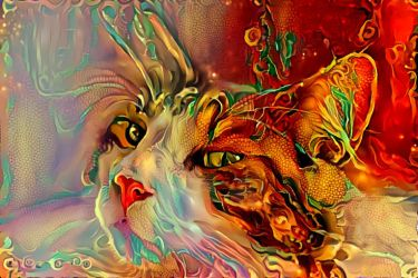 In ancient times cats were worshipped as gods ... by eReSaW