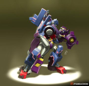 Transformers - Skids and Nautica (Commission) by synth-brave