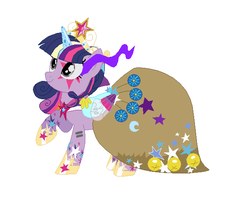 Ultimate Princess Twilight Sparkle by awesome992