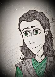 Loki by queenfire